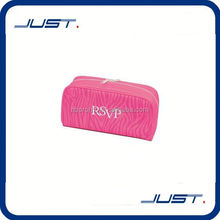 Low MOQ direct factory promotion ladies' cosmetic bag