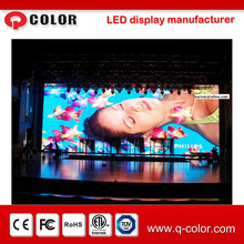 High quality full color xxx p4 indoor led video wall on sale from chinese manufacturer supplier