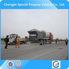 howo 6x4 pavement maintenance truck,asphalt synchronous chip sealer