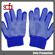2015 hot oven cooking gloves, bbq oven gloves with silicone grips