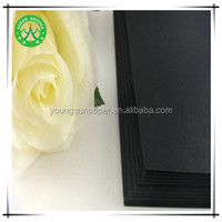 black paper roll for paper cup raw material
