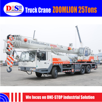 ZOOMLION 25 tons Small Mobile Truck Crane QY25 - Price of Mobile Crane for Sale