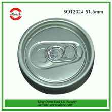 Customized aluminum lid plastic energy juice soft drink in can 250ml