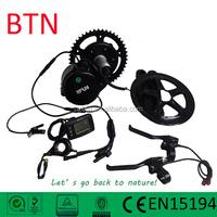 48v 750w mid drive motor kit electric bike
