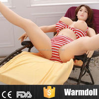 Black Sex Doll Silicon Silicone Vigina Anal Doll Sex Doll For Doggy Style