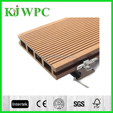 Plein air WPC bois plastique composite bricolage parquet d'ingénierie