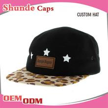 5 Panel Baby Hat Snapback Cap Nylon Blank Wholesale 5 Panel Hats