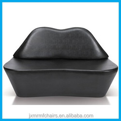 Professional supplier waiting chair couch/salon waiting chair for salon F939M