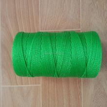 HDPE / PE twine for fishing net reparing/taian factory