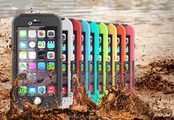 New Arrival Shockproof Water Proof Protective Case Cover For Apple iPhone 6 Waterproof Phone Case