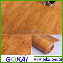 0.35mm~1.6mm PVC flooring roll /plastic flooring covering sheets