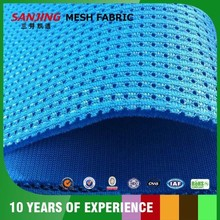 China manufacture 100 polyesrter durable mesh fabric