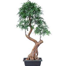 Best Sale Outdoors UV Resistant Plastic Tree on Plastic Trunk
