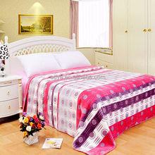 Good quality 2 ply mink blanket king