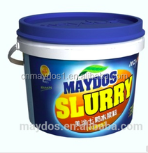polyurethane pu waterproof coating/concrete waterproof paint