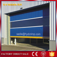 YQRD0002 high speed rolling door, Rapid roll warehouse high speed automatic gates