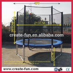 CreateFun 7ft Backyard Trampolines For Sales
