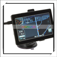 5 Inch LCD Touch Screen GPS Navigator Maps For WINCE6.0