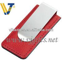 metal money clip credit card holder
