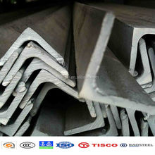 ASTM standard series astm stainless steel angle 302 for construction