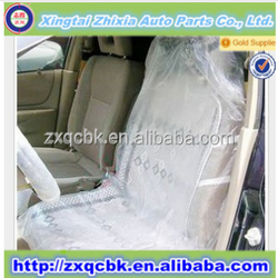 High quality disposable car seat covers/one-off car seat body covers