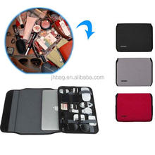wholesale New design Cocoon Elastic Travel Grid It Organizer for USB cable Earphone Pen