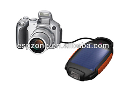 hot sellHOT SELL Portable outdoor Solar digital camera charger With CE&RoHs&FCC Approval