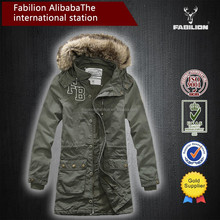 Men winter jacket with new design top quality canvas fabric cheap china wholesale clothing