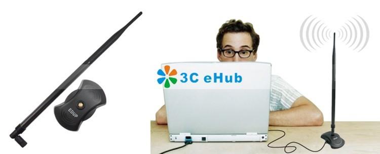 Потребительские товары EDUP 10dBi 2,4 rp/sma WiFi ep/ab001 EP-AB001