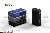 2015 new mini box mod 7~30w mini box mod Kamry30 box mod Kamry 30 wholesale e-cig 2014