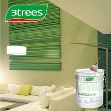 3TREES matt white interior wall emulsion paint