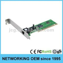 10/100Mbps PCI serial port card