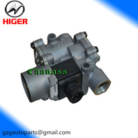 for Higer,Kinglong, Yutong bus parts KLQ6129Q higer bus bosch ABS solenoid valve 4721950180/35A03-50010