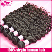 Deep wave pretty pattern no chemical no smell good for colouring curl hair exesion 22 inch 2 color