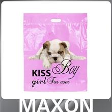 Hot sale Luxury resealable frozen plastic bag for frozen chicken strips / breast packaging