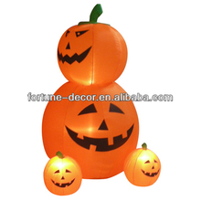 150cm Halloween inflatable pumpkins with movement