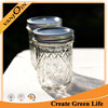 Hot Sale Half Pint Glass Ball Jars With 2 Piece Lids