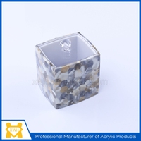 Top quality Eco-Friendly acrylic candy dispenser box