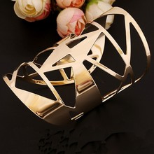 European and American Fashion Accessories Wholesale Direct Fashion High-Grade Exaggerated Personality Bracelet