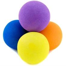 high bounce good quality waterproof toy gun foam ball