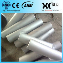 A403 WP304 stainless steel y tee pipe fittings