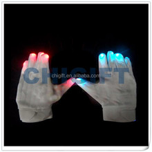Unique Wholesale Home Decor Glow in the Dark Gloves