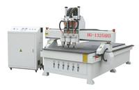 1325 three heads furniture machinery cnc engraver woodworking machine