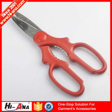 hi-ana tailor1 Top quality control Flexible types of kitchen scissors