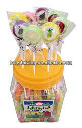 Bestway sliced fruits lollipop
