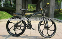 26 inch specilized hot sale full suspension alloy racing folding mtb bikes disc brake