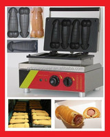 2014 the most popular waffle maker Taiwan carved burning,a piece of gayke,penis shape waffle for sale
