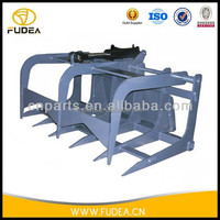 Made in china rock excavator tractor root rake