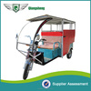 2014 new model close cabin six-seater electric three wheel closed motorcycle