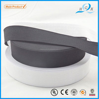 durable black elastic band
